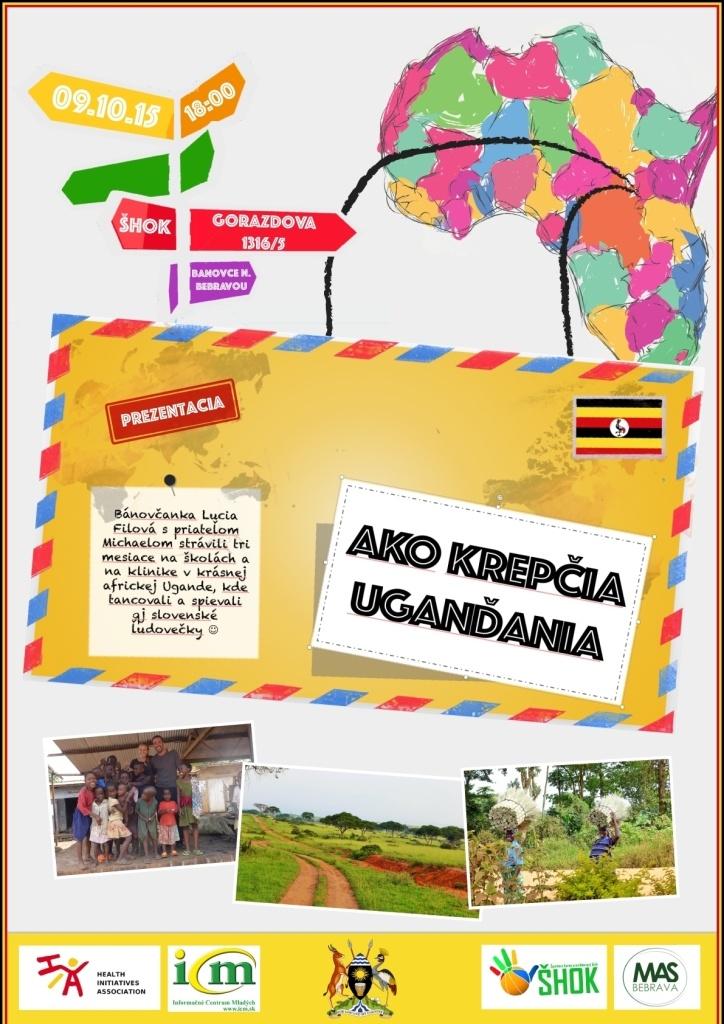 ŠHOKOM SVETOM – Ako krepčia Uganďania, 09.10.2015