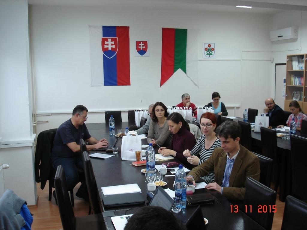 Stretnutie s riaditeľmi zš a mš 10.11.2015 a 13.11.2015