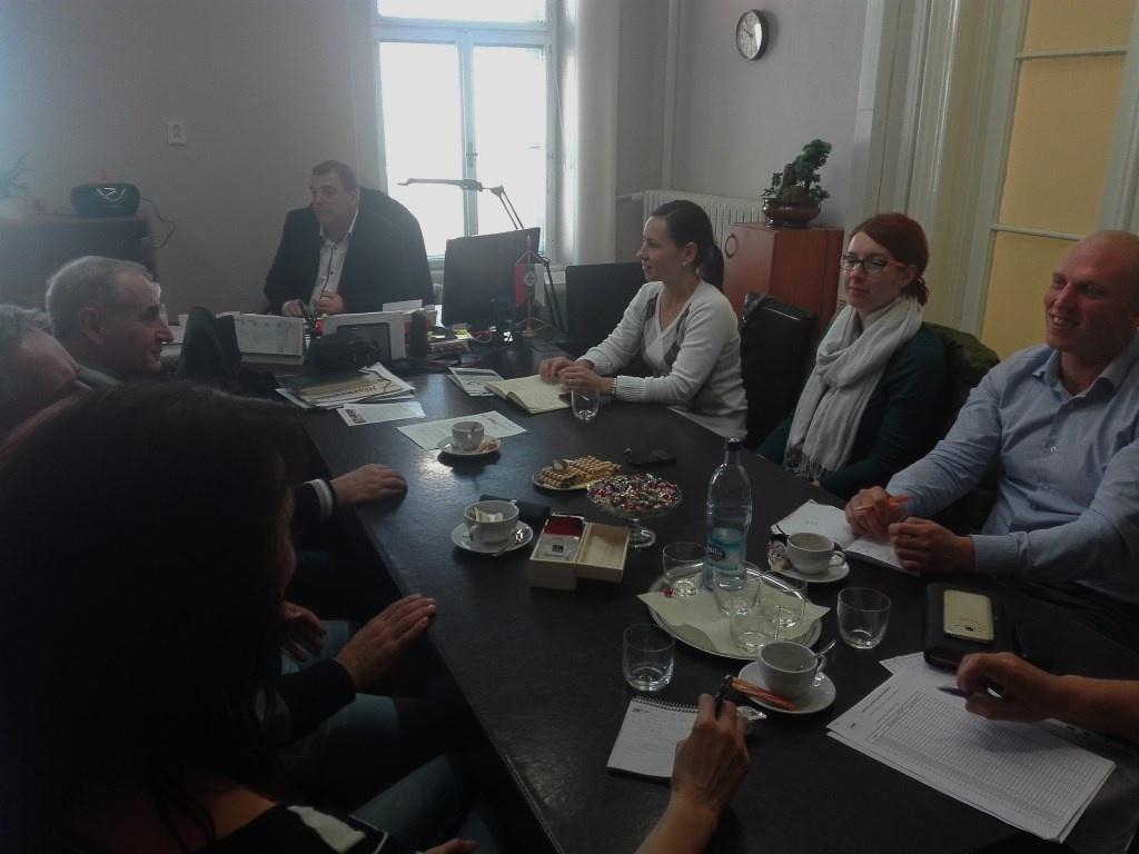 Zasadanie Výkonného výboru a Revíznej komisie MAS Bebrava